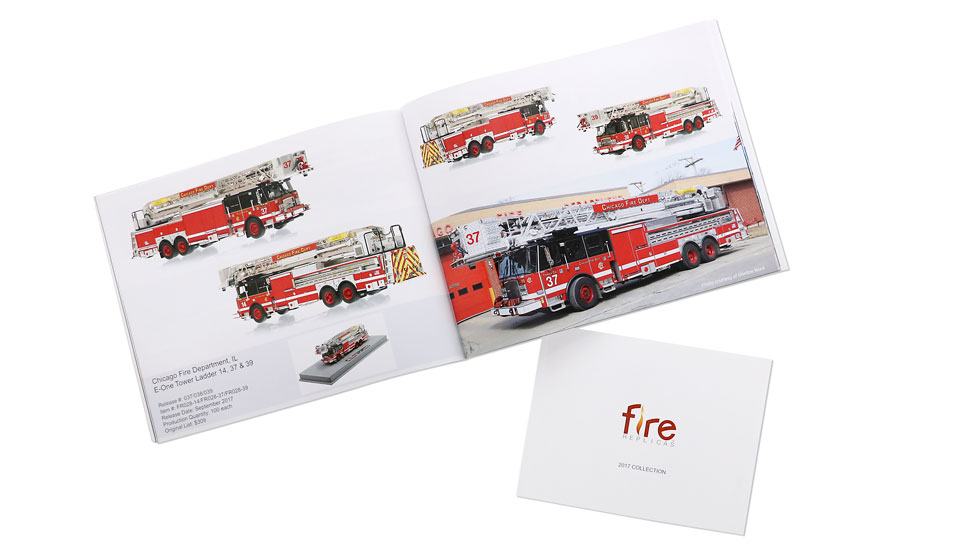 47 pages of real truck and replica photos.
