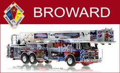 See the 9/11 Tribute Tower from Broward County Sheriff