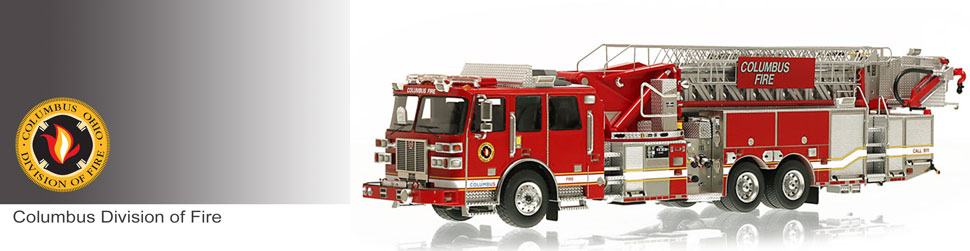 Shop the full line of Columbus Division of Fire Replicas
