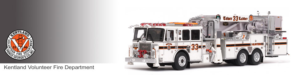 Shop museum grade Kentland scale models including Tower 33!