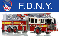 Shop FDNY scale models