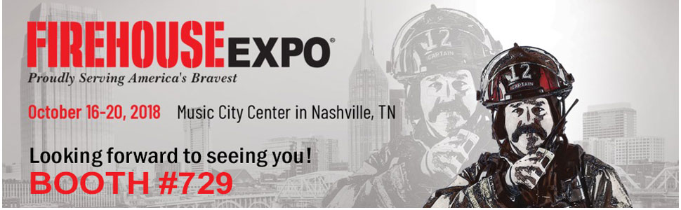 Click to learn more about Firehouse Expo 2018