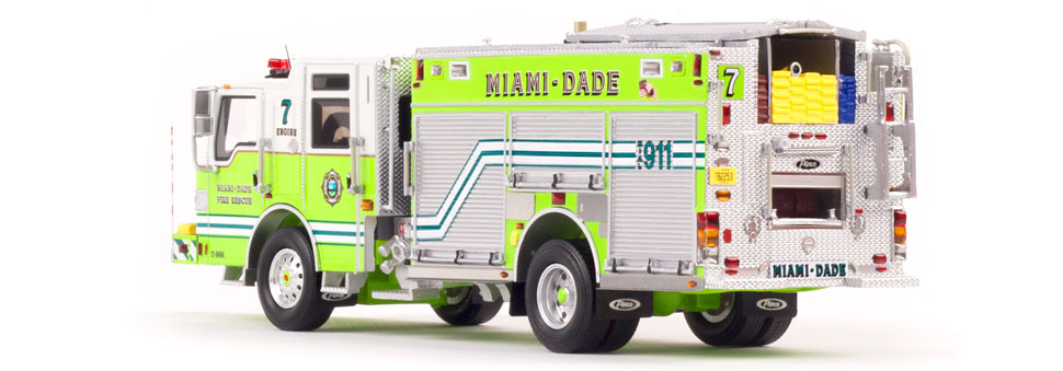 Miami-Dade PUC 7 is limited to 250 units.