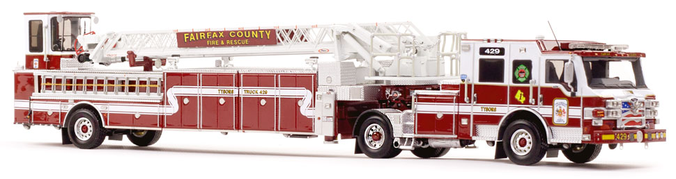 Fairfax County T429 is the flagship of any collection.