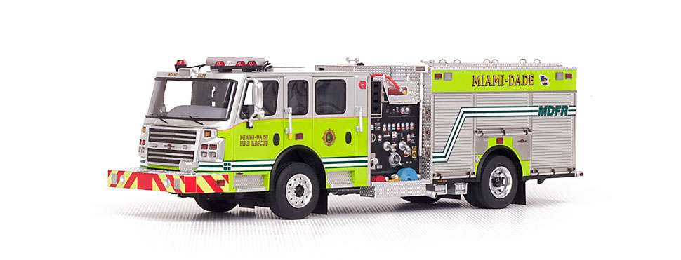 Each MDFR Engine features over 390 hand-crafted parts.