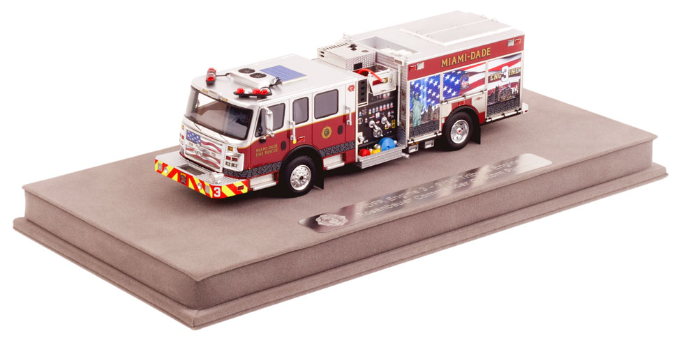 Order your MDFR Engine 3 - 9/11 Tribute today!