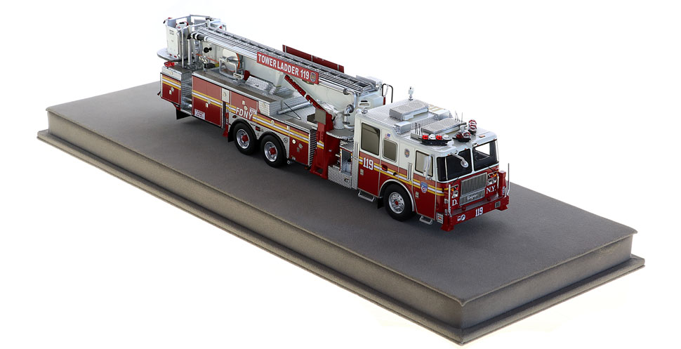 FDNY Tower Ladder 119
