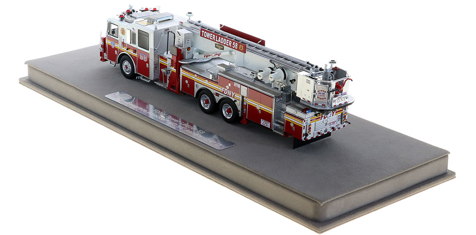 FDNY Tower Ladder 58