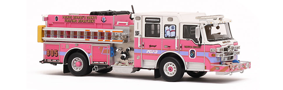 Precisely accurate to PGFD's Pierce Velocity Engine