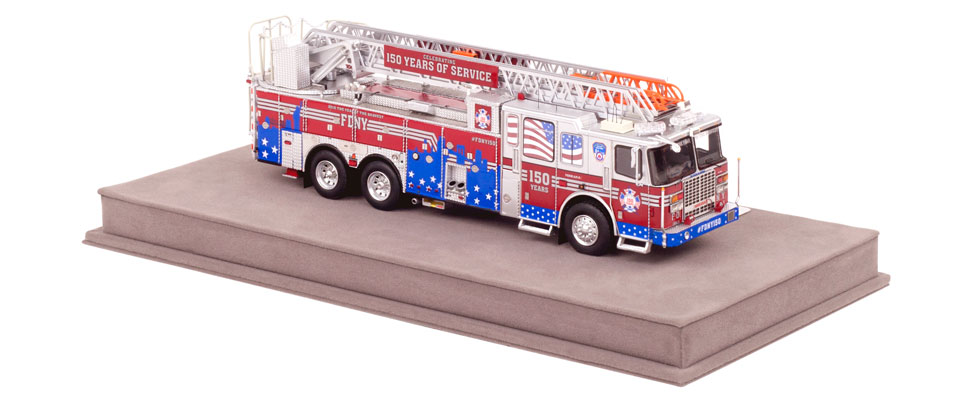 Order your #FDNY150 commemorative ladder today!