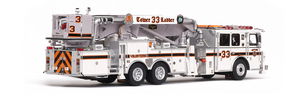 Kentland Tower 33 features over 510 individual parts.