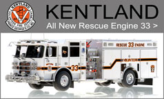 Learn more about Kentland's Rescue Engine 33 scale model