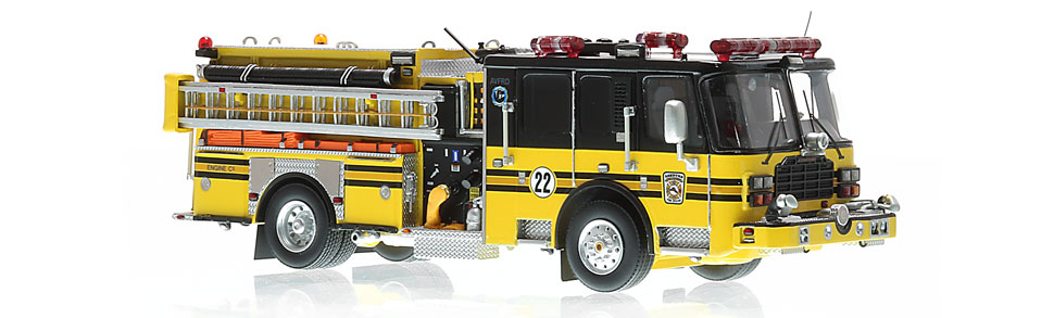 AVFRD Engine 622 in hand-crafted using over 400 parts.