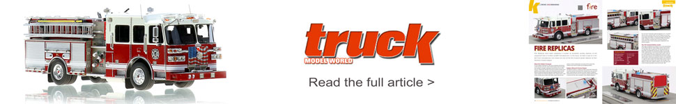 View the full feature article in Truck Model World magazine!