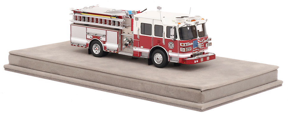 Order your Limited Edition Sutphen Engine replica today!