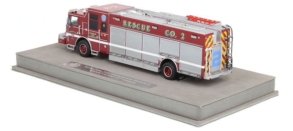 Order your Milwaukee Rescue 2 today!