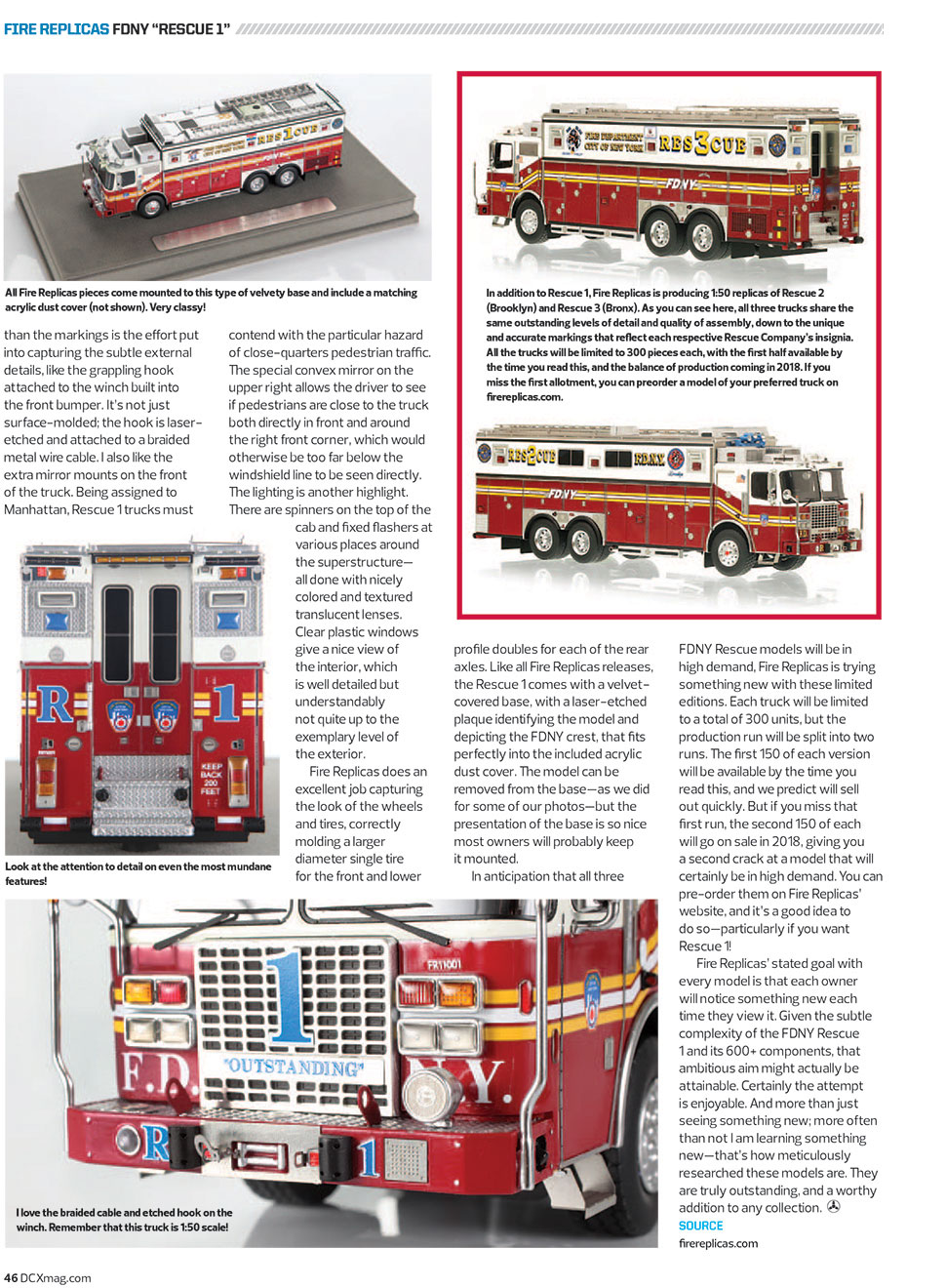 Learn more about FDNY's Rescue 1