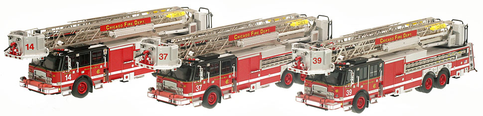 Complete your CFD Chicago collection by ordering the 3-Piece Set!