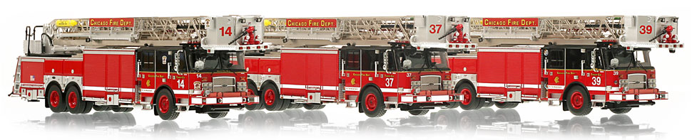 Order your CFD E-One Tower Ladder 3-Piece set today!