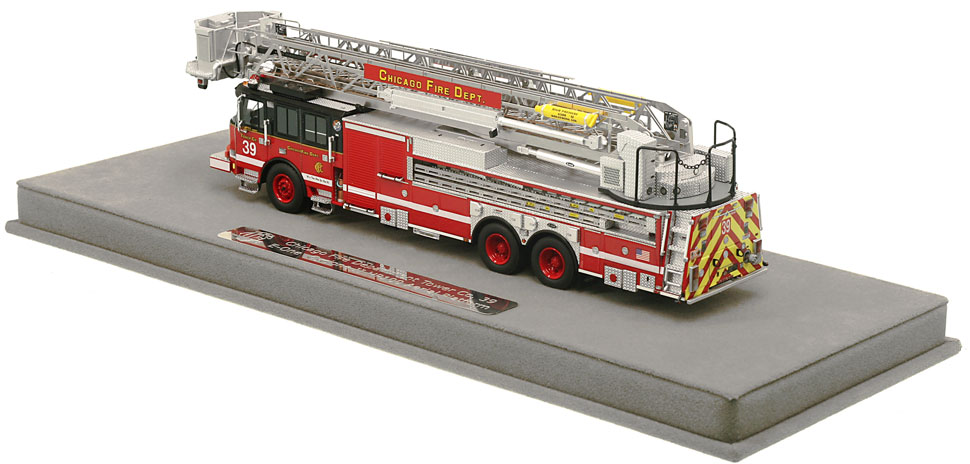 Order your Chicago Tower Ladder 39 today!