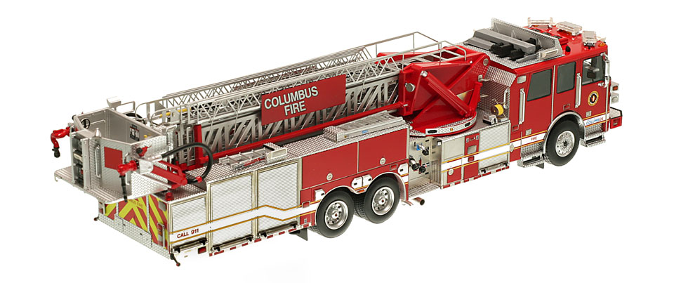 Order your Columbus Platform scale model today!