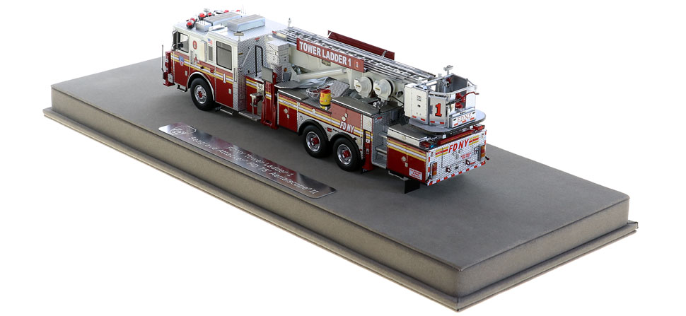 Order your FDNY Tower Ladder 1 today!