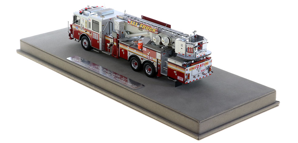 Order your FDNY Tower Ladder 111 today!