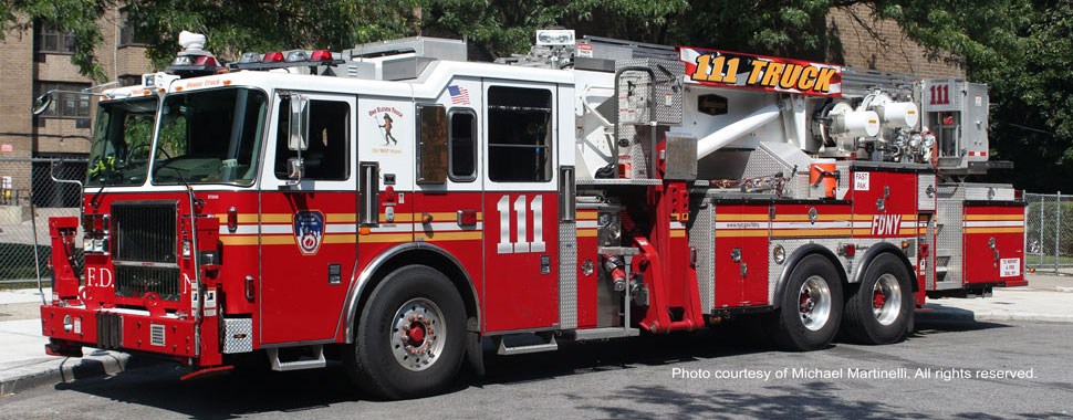FDNY Tower Ladder 111