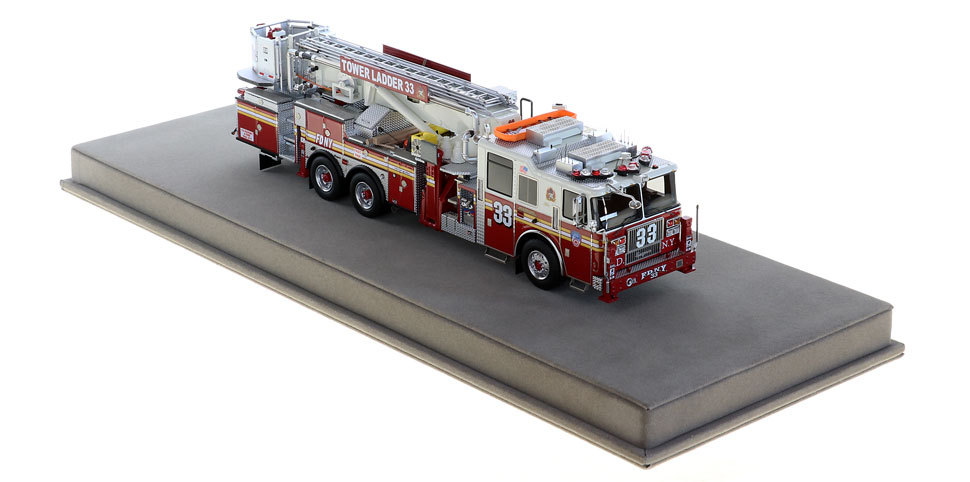 Order your FDNY Tower Ladder 33 today!