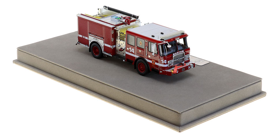 Order your Boston Engine 14 today!