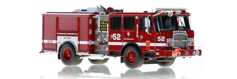 Boston E52 is limited to 125 units.