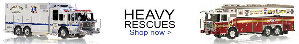 Shop Heavy Rescue scale models