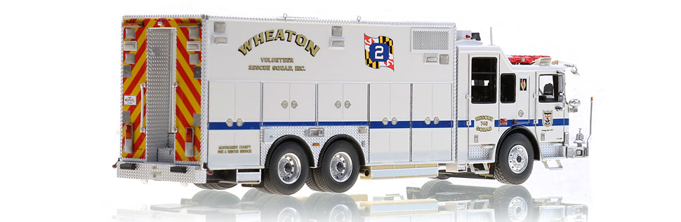 Wheaton RS742 is limited to 200 units.