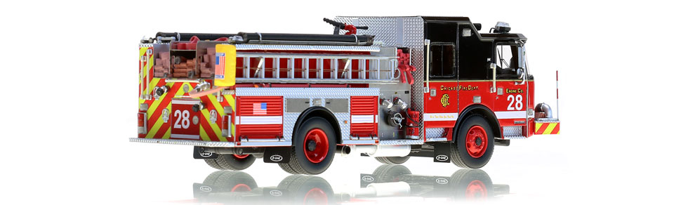 Production of CFD E28 is limited to 100 units.