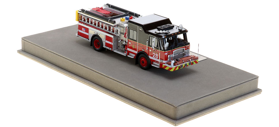 Order your Chicago Engine 28 today!