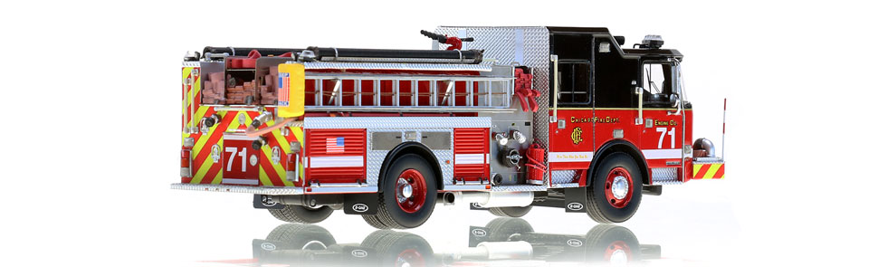 Production of CFD E71 is limited to 100 units.