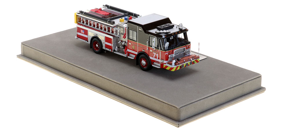 Order your Chicago Engine 71 today!