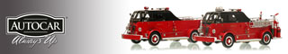 Shop Autocar museum grade scale model fire trucks!