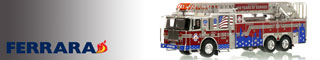 Shop Ferrera museum grade scale model fire trucks!