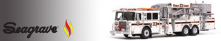 Shop Seagrave museum grade scale model fire trucks!
