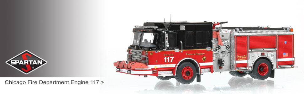 Shop museum grade Spartan scale models including Chicago Spartan engines!